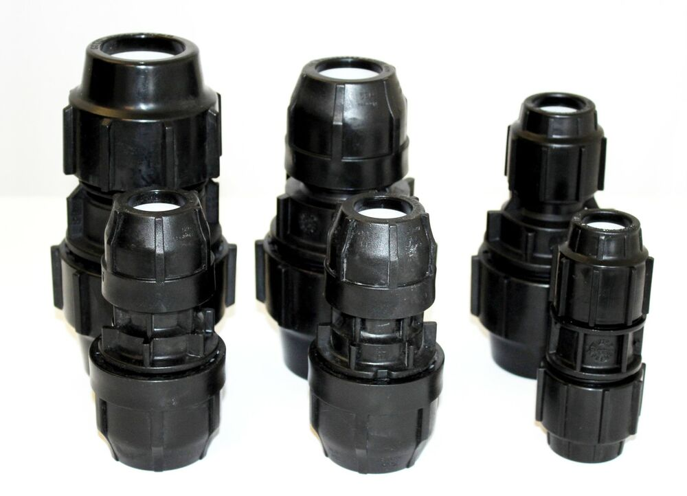 Pipe reducer compression mm