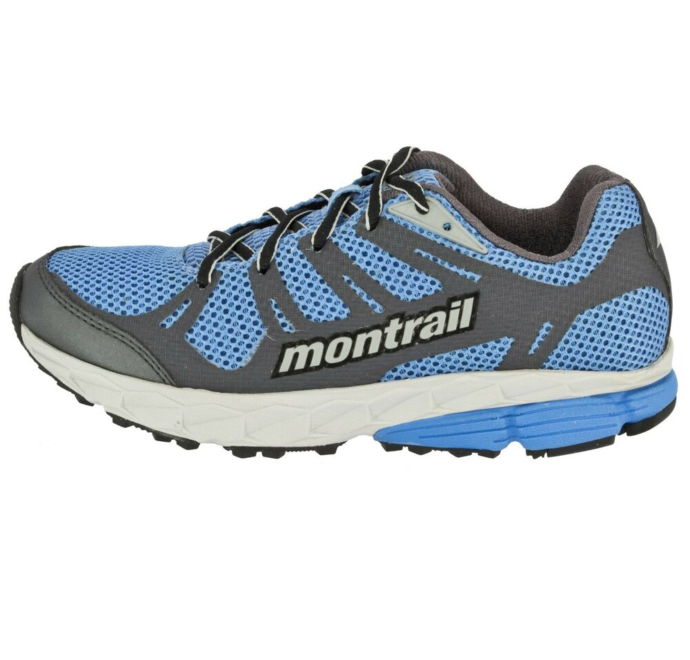 MONTRAIL GL2137 WOMENS NEW BADWATER HYBRID TRAIL RUNNING SHOE US 7 EBay