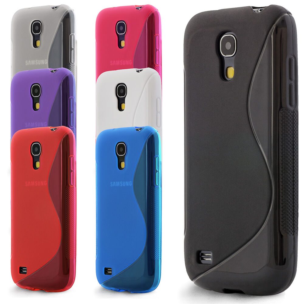 Samsung samsung galaxy s4 phone case wallet : Gel Silicone Case Cover for Samsung Galaxy S4 Mini i9190 + Free Screen ...