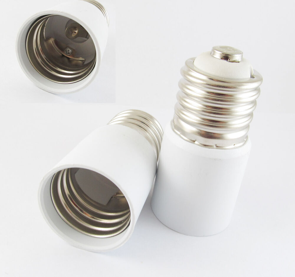 e39 to e39 socket base led halogen cfl light bulb lamp extend adapter converter ebay. Black Bedroom Furniture Sets. Home Design Ideas