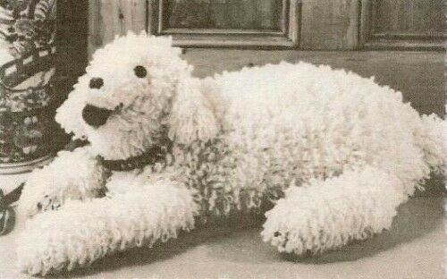Knitting Pattern For Dog Draught Excluder Ipaafo For