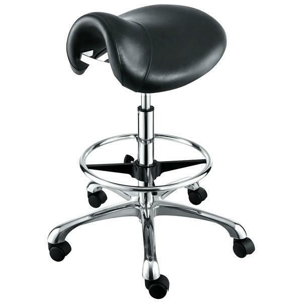 New Quot Hermes Quot Saddle Salon Cutting Stool Chair By Ags Salon