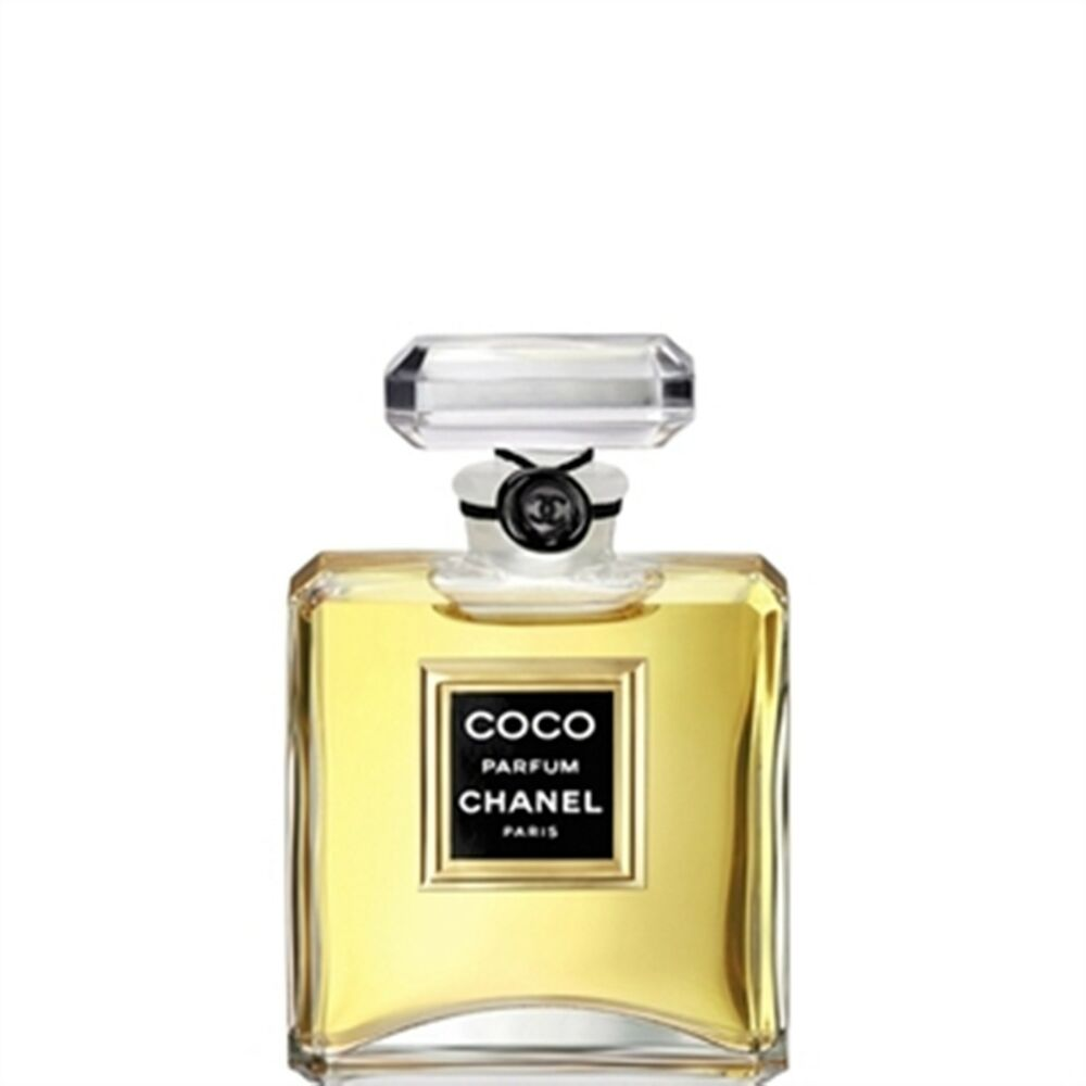 chanel coco parfum bottle nib free shipping ebay. Black Bedroom Furniture Sets. Home Design Ideas