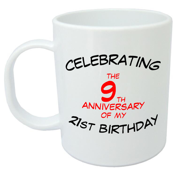 Celebrating 30th Mug 30th Birthday Gifts Presents For