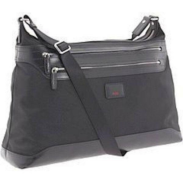 Lastest NWT TUMI &quotCologne&quot Tote Bag  Black  A Classy Piece! New TUMI Cotton Sateen Stripe Weekender Large Tote Bag TUMI Vista Leather Tote Timber Fir Or Orange NEW $395 TUMI Womens Authentic Diaper Bag Tote Purse