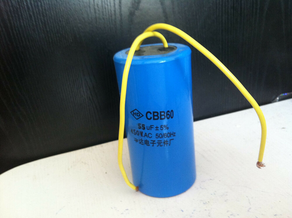 Ac motor capacitor washing machine start capacitor cbb60 for How to test a motor start capacitor
