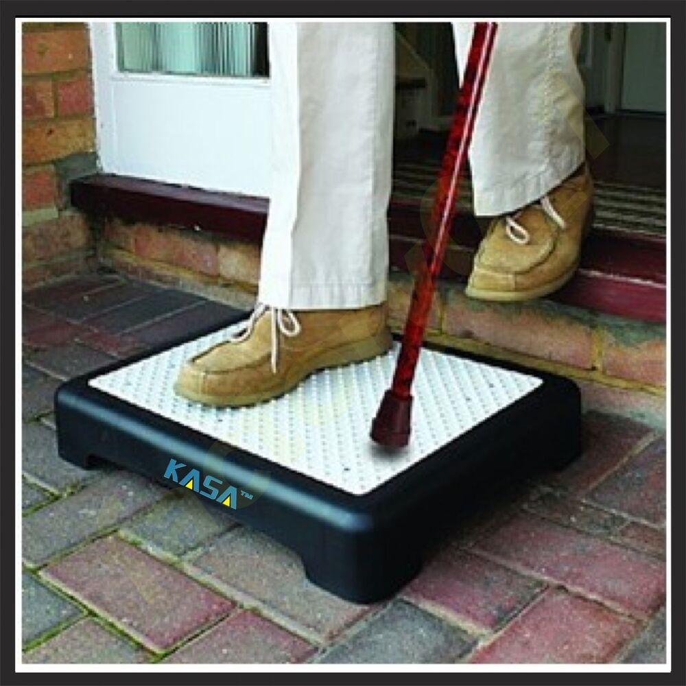 New Portable Safety Bath Step Doormat Elderly Disability