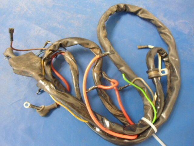 Vintage Wiring Harness Uk : Wiring harness engine volvo penta aq c ebay