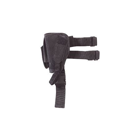 img-Black Tactical Leg Holster Military Airsoft SAS Army Security