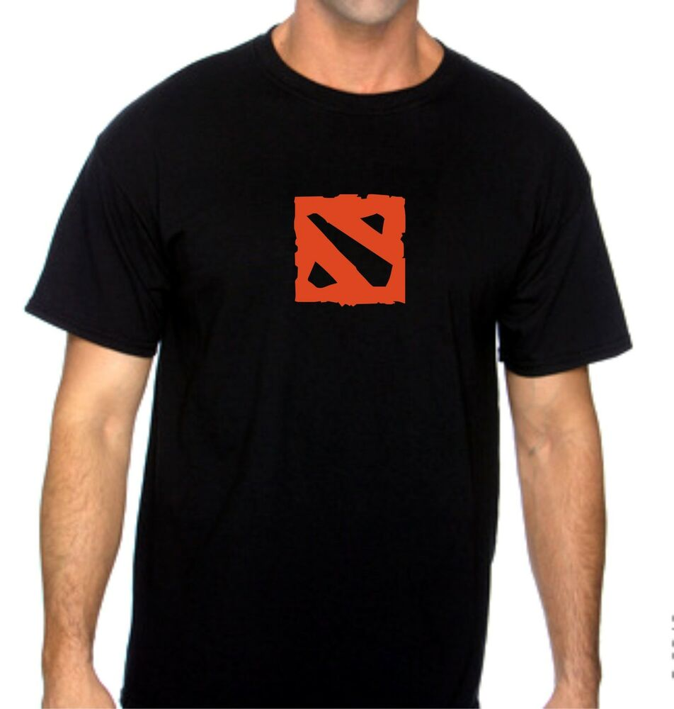 dota 2 t shirt ebay. Black Bedroom Furniture Sets. Home Design Ideas