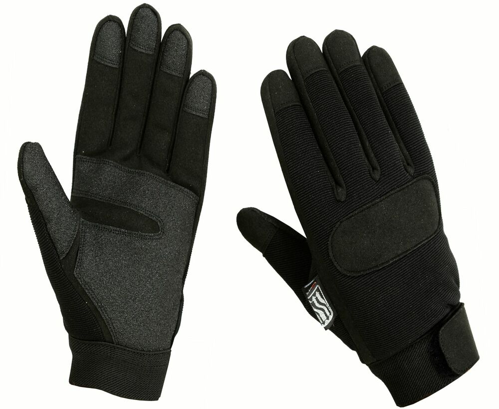 Leather work gloves ebay - Cold Weather Winter Waterproof Hipora Thinsulate Lined Mechanics Gloves