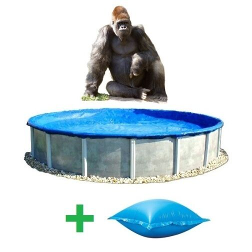 The Gorilla Economy Above Ground Winter Pool Cover Mega Sale All Sizes Ebay
