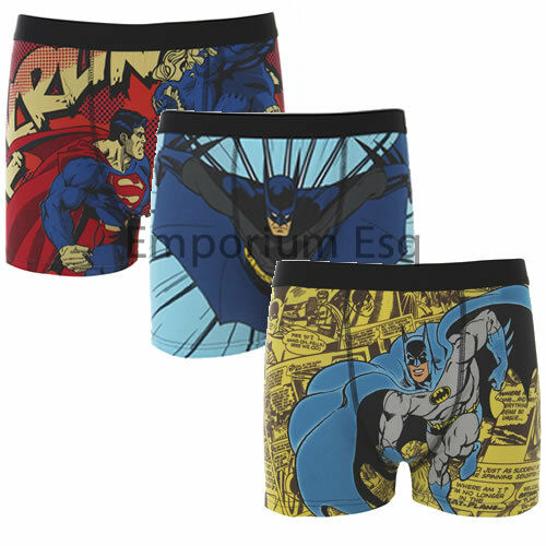Cartoon Characters Underwear : Mens official cartoon character casual novelty boxer