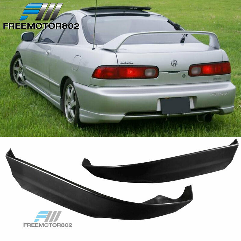 FOR 98-01 ACURA INTEGRA REAR BUMPER LIP SPOILER BODYKIT