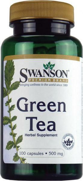 Green tea capsules and weight loss