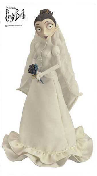 Jun planning the corpse bride exclusive victoria in bridal for Corpse bride wedding dress for sale