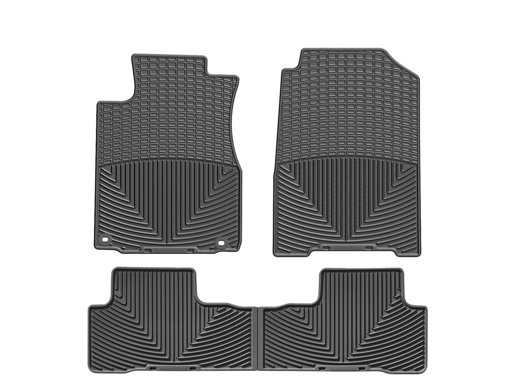 weathertech all-weather floor mats for honda cr-v