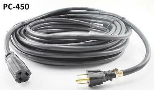 Outdoor Power Cable : Ft sjtw indoor outdoor ac power extension cable awg