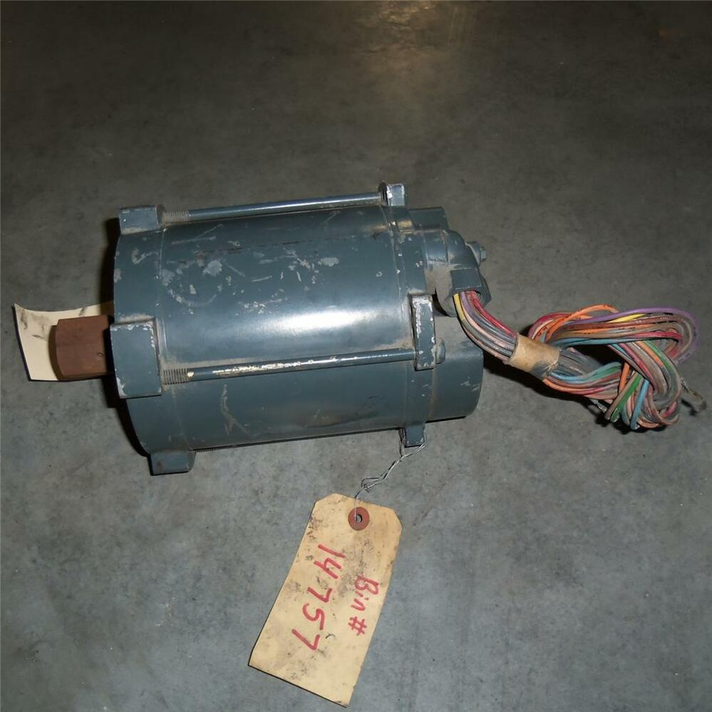 General electric 1 3hp 1 2a 60hz explosion proof ac for Explosion proof dc motor