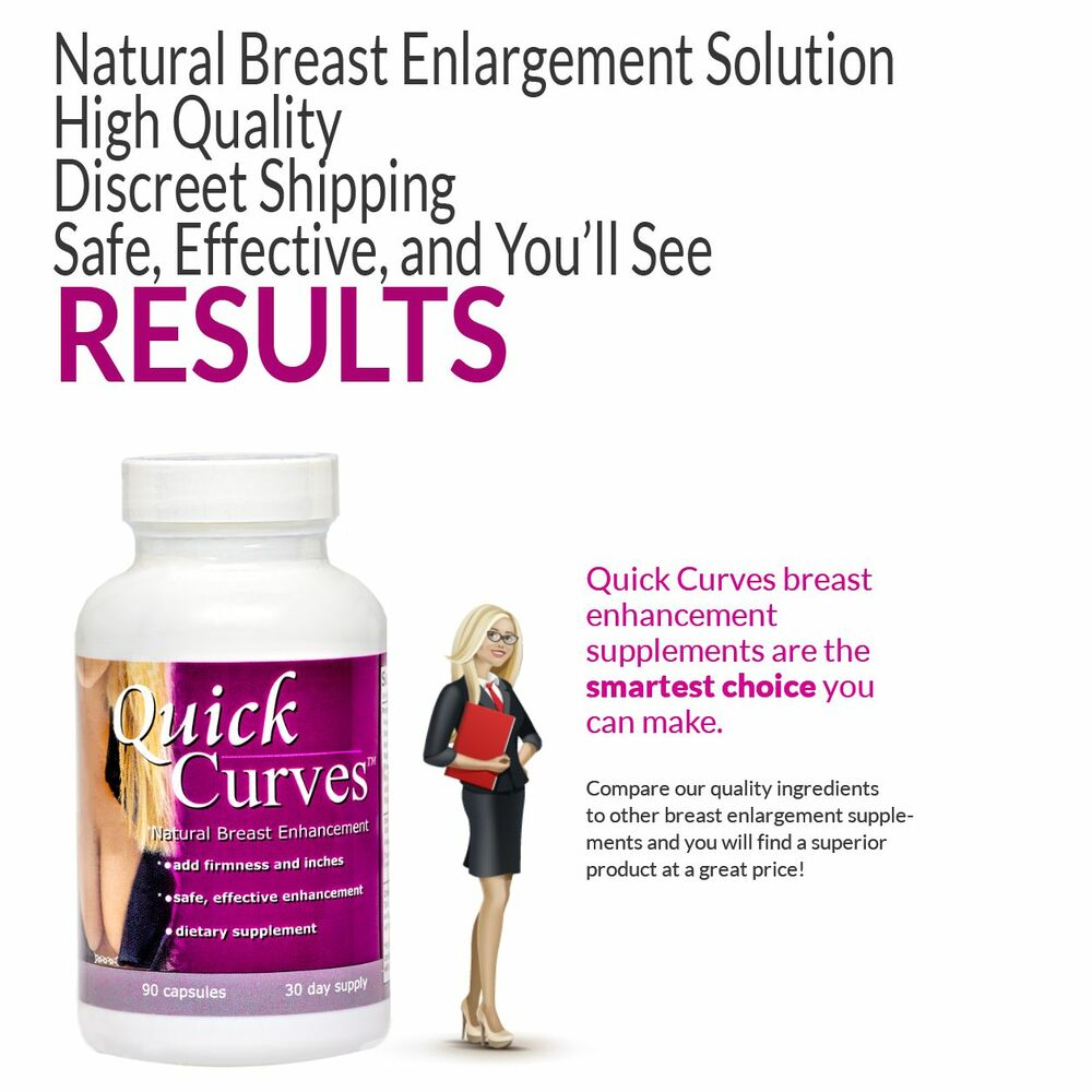 Herbal supplements breast enhancement
