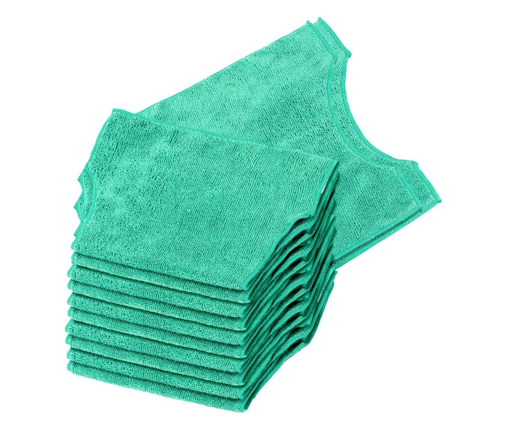 12 Pack Microfiber Replacement Refills Fit Swiffer