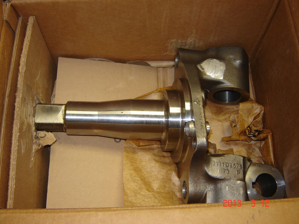 Meritor Axles King : Meritor steering knuckle assembly a w king pin