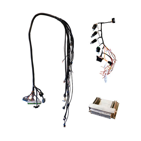 Ls Series Stand Alone Wiring Harness With Blue Green Oem