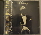CD's Disney con Louis Armstrong- When You Wish Upon A Star