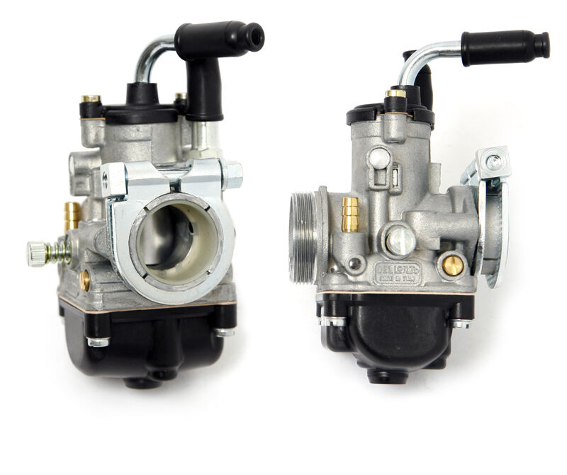 Moped Carburetor Parts : Dellorto mm phbg ad stroke moped motorcycle
