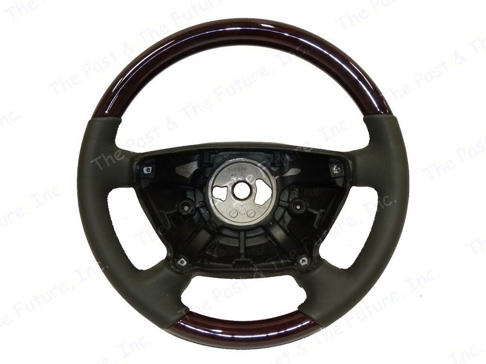 02 03 04 05 mercedes benz e class w211 style steering for Mercedes benz steering wheel
