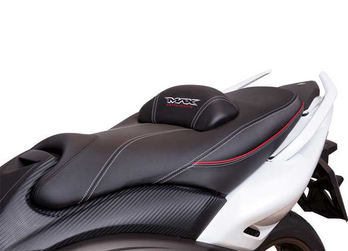 shad seat selle confort yamaha t max tmax 500 tmax 530 plusieurs coloris ebay. Black Bedroom Furniture Sets. Home Design Ideas