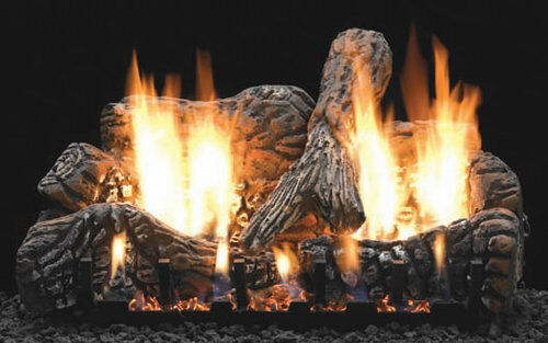 Image Result For Ceramic Logs For Gas Fire Pit