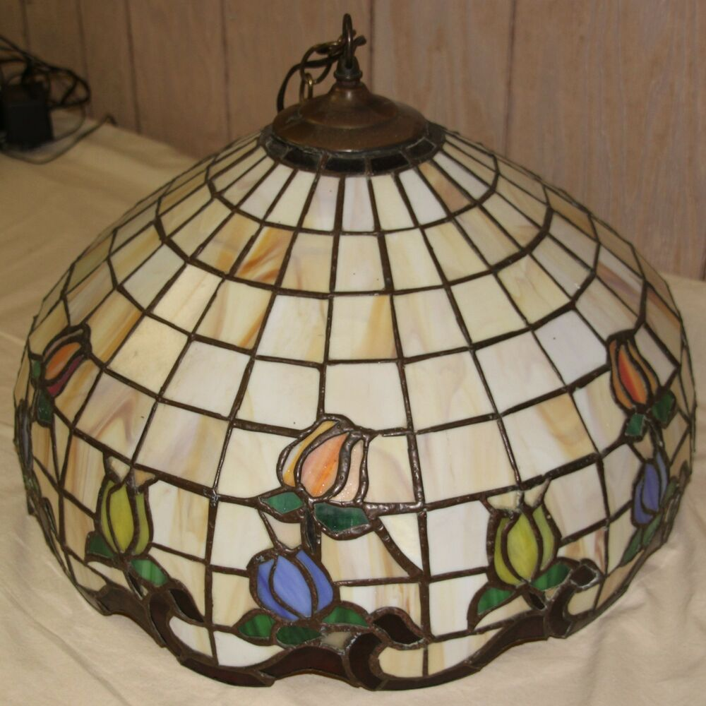 Stained Glass Kitchen Island Lighting