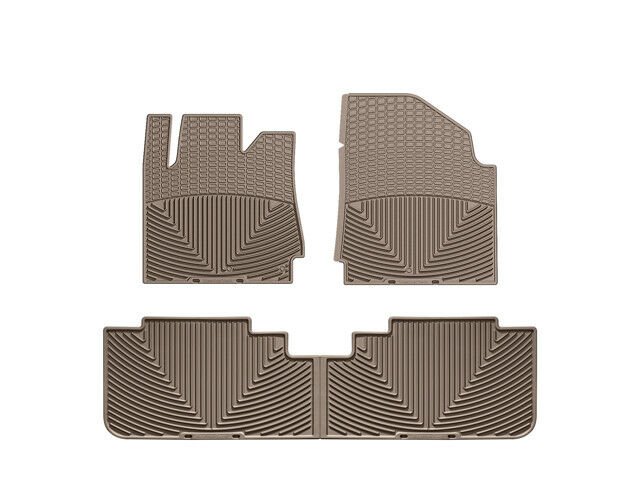 Weathertech All Weather Floor Mats For Cadillac Srx 2010