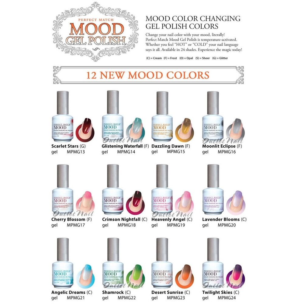 What Colors Change Your Mood Beautiful Mood Color