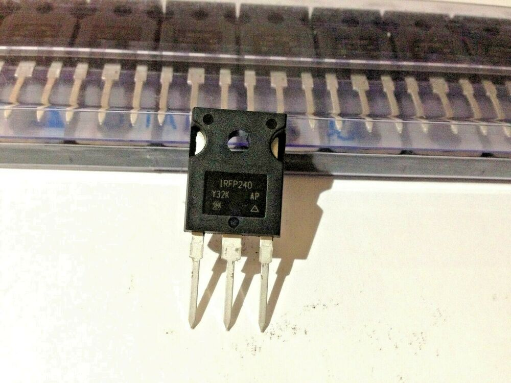 IRFP240 Power MOSFET N Channel Transistor 200V 30A LOT OF ...