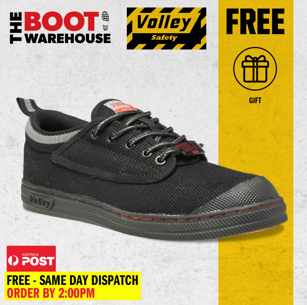 Dunlop Volley Safety Shoes Uk