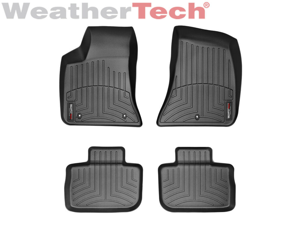 Weathertech Floor Mats Floorliner For Dodge Charger With