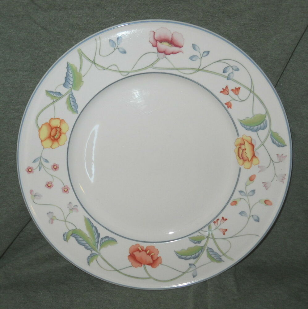 villeroy boch albertina dinner plate ebay. Black Bedroom Furniture Sets. Home Design Ideas