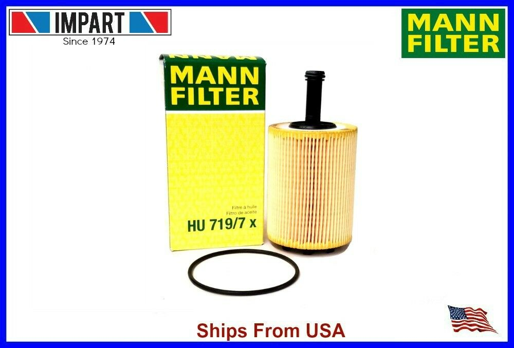 Audi Vw Oil Filter 071 115 562a Mann Hu719  7x