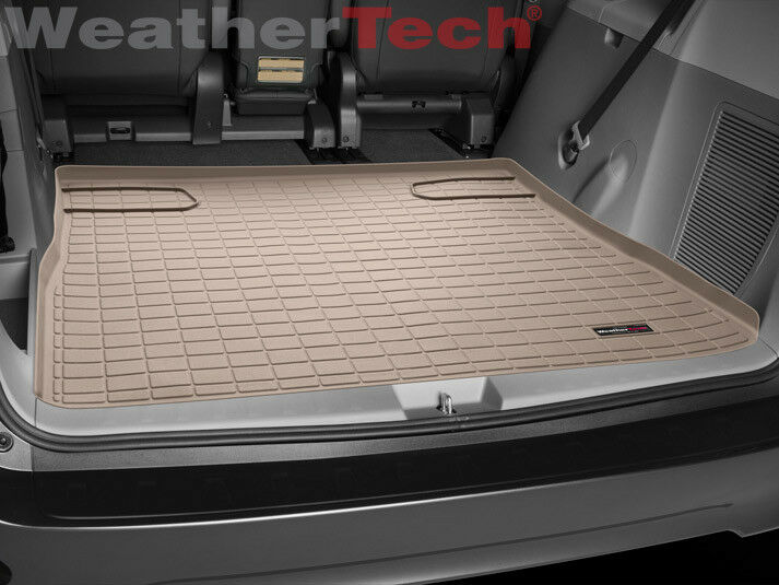 Black Ford Explorer >> WeatherTech Cargo Liner Trunk Mat for Toyota Sienna - 2011
