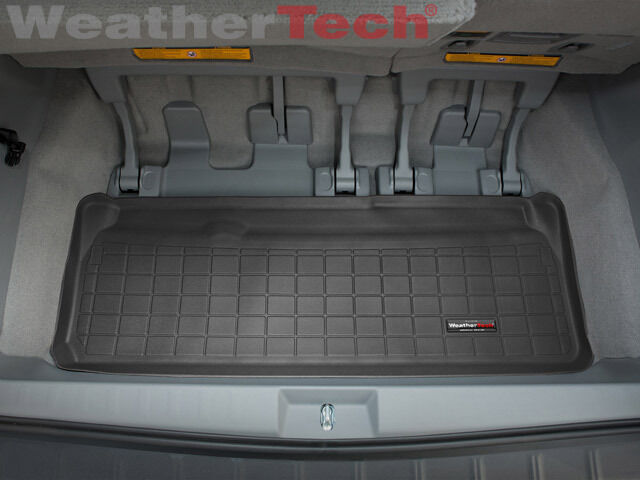 Weathertech Cargo Liner Trunk Mat For Toyota Sienna 2011