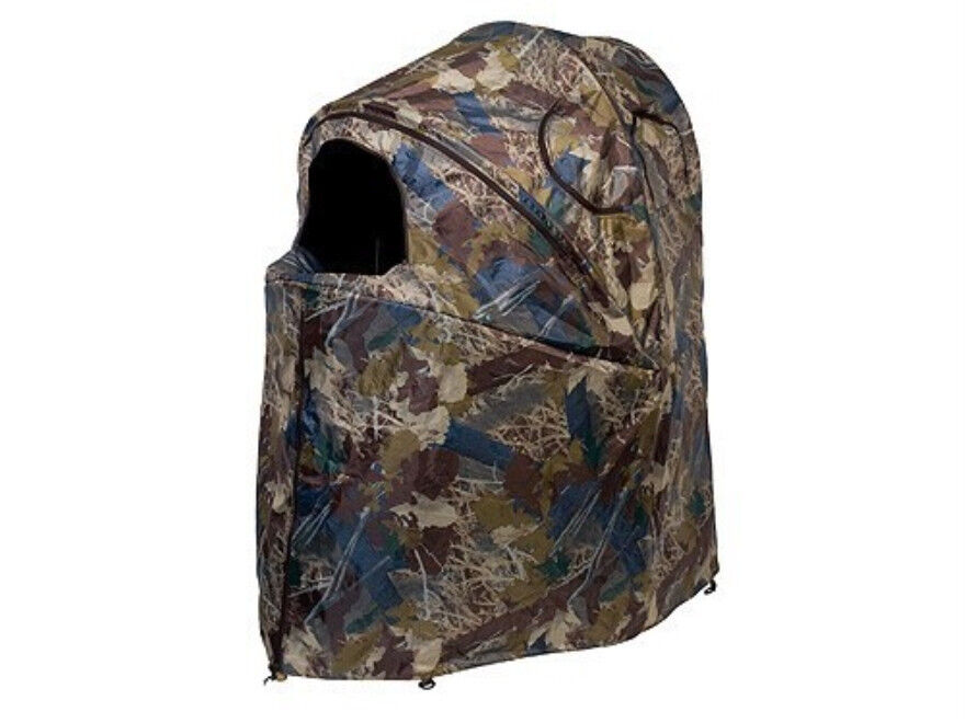 Ameristep One Man All Pro Chair Blind TANGLE HD Camo AM