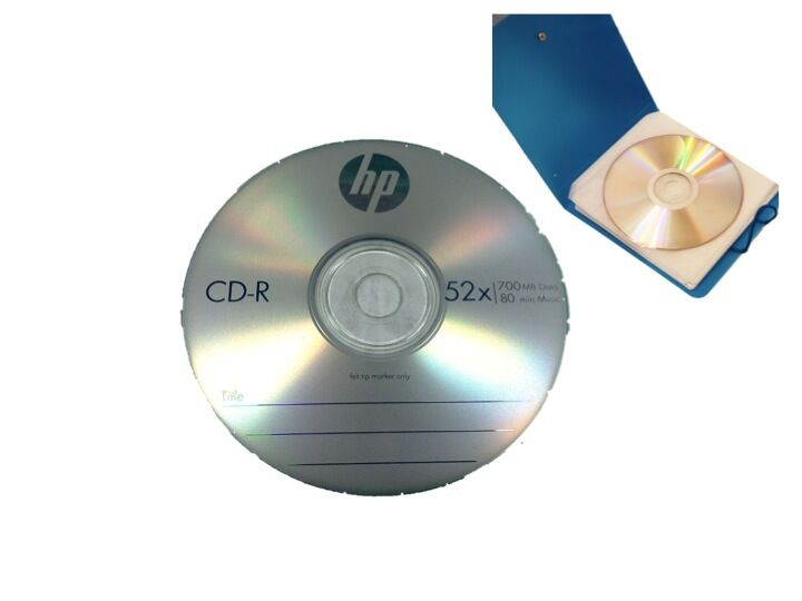 how to clean a cd-r disc