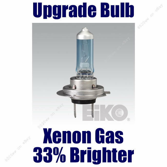H755 high beam headlight bulb 33 brighter xenon upgrade for Mercedes benz low beam bulb