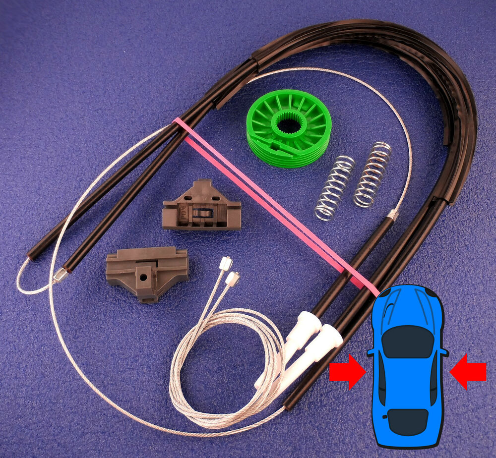 Ford mondeo electric window regulator repair kit front for Where can i get my window motor fixed