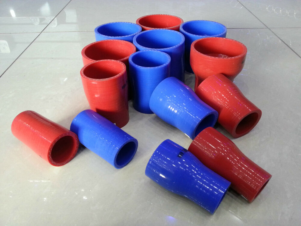 Straight silicone reducer pipe rubber coolant radiator