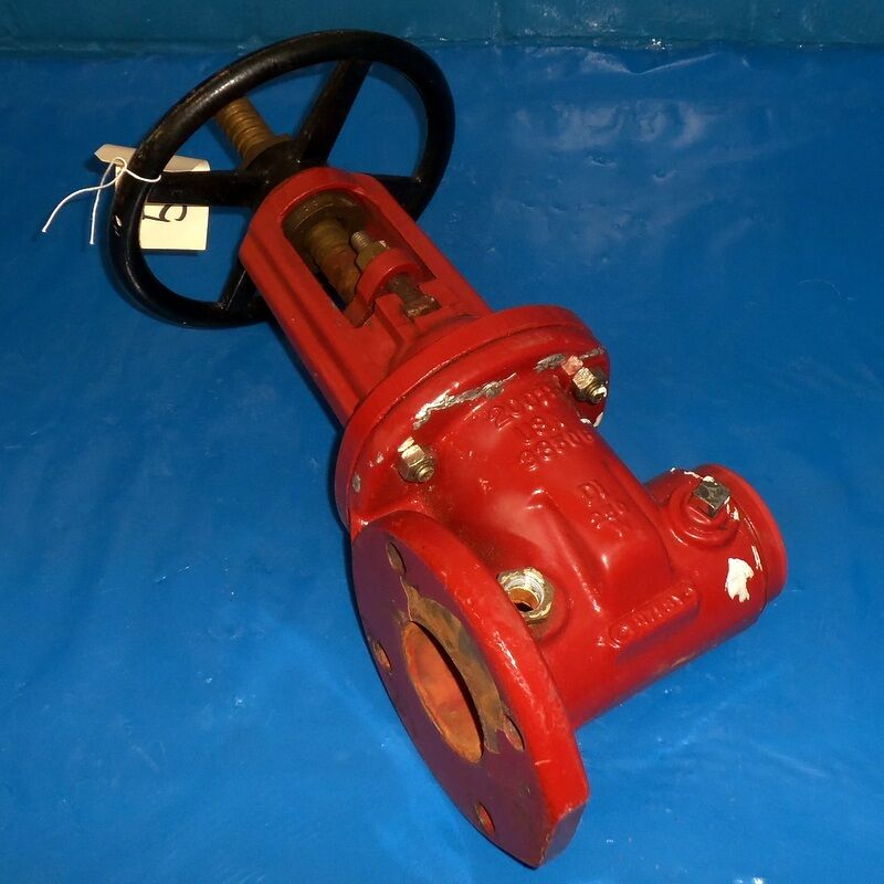 Kennedy 3in 250 Wwp Psi Ductile Iron Wedge Gate Valve Ks