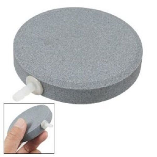 Large Aquarium Air Stone : Ceramic disc large airstone diffuser koi fish pond tank