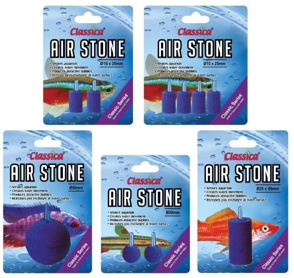 Large Aquarium Air Stone : Classica airstone fine bubbles stone fish tank aquarium